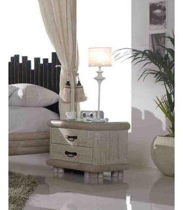 Mesitas de noche de Bambu : Modelo ETNIC