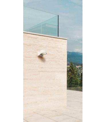 Apliques Led de diseño para exterior : Modelo DEW SMALL