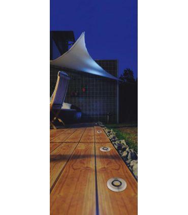 Empotrables de Suelo LED : Modelo SOIL ROUND