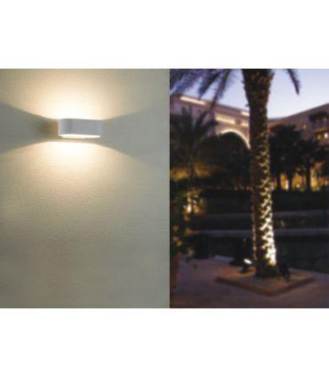 Apliques Led de diseño para exterior : Modelo FLUVIAL
