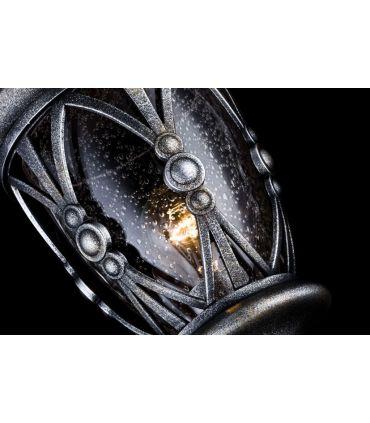 Farol de Brazo Iluminación Exterior : Colección RUA AUGUSTA Superior