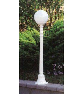Comprar online Columnas para Jardin de Fundición Aluminio : Colección GLOBOS