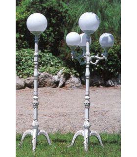 Comprar online Farola de Fundición Aluminio Mod. PIGALLE