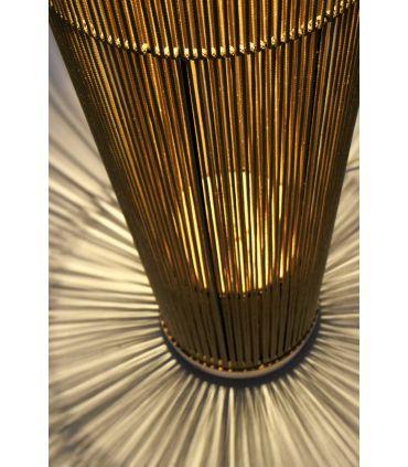 Lámpara de Pie para Exterior en Textil : Colección KOORD