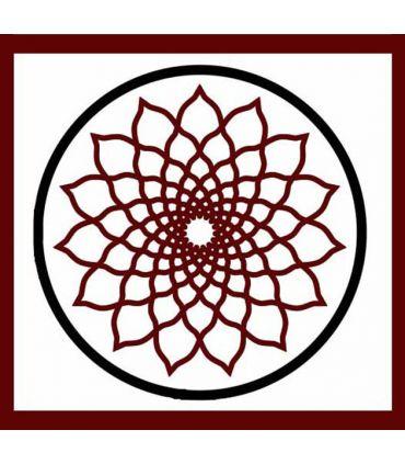 Mandalas de Cristal : Modelo GEOMETRIC