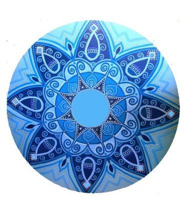 Mandalas Artesanales de Cristal : Modelo AZTECA