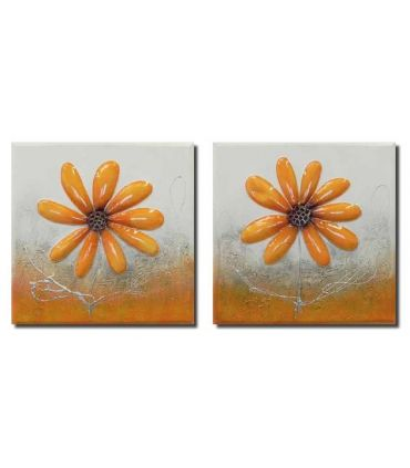 Pinturas sobre lienzo en tela : Modelo MARGARITA