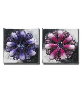 Comprar online Pinturas sobre lienzo en tela : Modelo PETALO