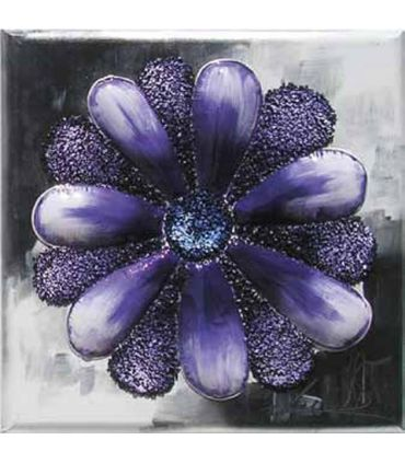 Pinturas sobre lienzo en tela : Modelo PETALO