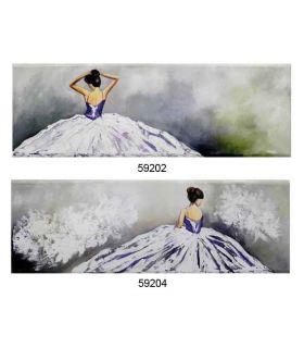 Comprar online Pintura sobre Lienzo : Modelo BALLET