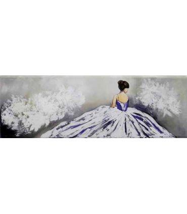 Pintura sobre Lienzo : Modelo BALLET
