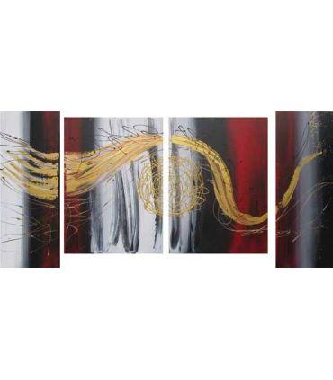 Polipticos sobre lienzo : Modelo UNIVERSE