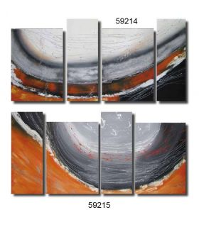 Comprar online Polipticos sobre lienzo : Modelo UNIVERSE II