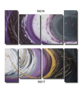 Comprar online Polipticos sobre lienzo : Modelo UNIVERSE III