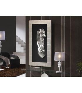 Comprar online Cuadros Bajorrelieve c/vitrina : Modelo VENUS