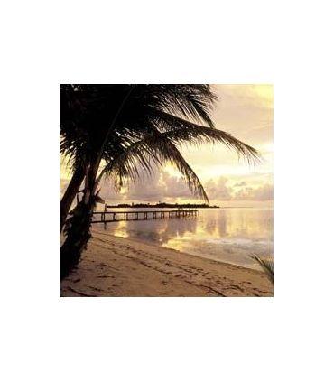 Cuadros Retroiluminados : Modelo DOMINICANA BEACH