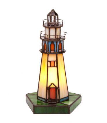 Figuras Decorativas con Luz Tiffany : Modelo FARO I