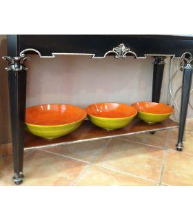 Comprar online Set de 3 Cuencos Decorativos : Modelo CARMEN