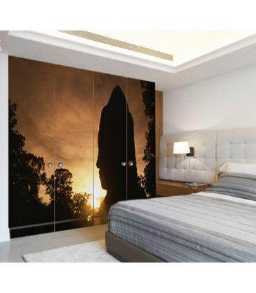 Murales de Armarios y Puertas : Modelo NIGHTBUDA
