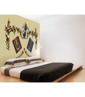 Comprar online Murales Fotográficos : Modelo HERALDICA