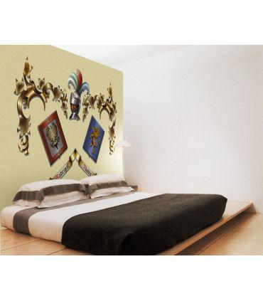 Murales Fotográficos : Modelo HERALDICA