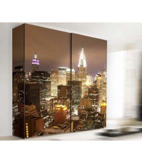 Comprar online Murales de Armarios y Puertas : colección NYCITY