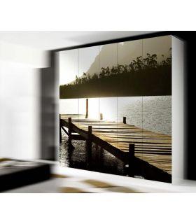 Comprar online Murales de Armarios y Puertas : Modelo PUNTA CANA