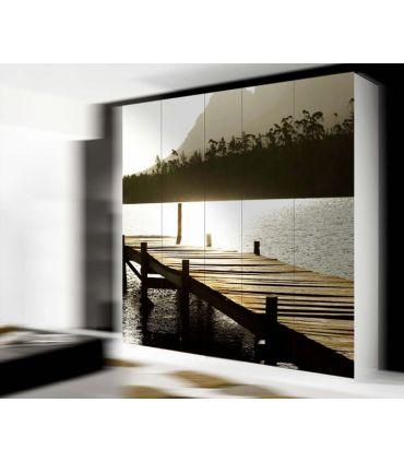 Murales de Armarios y Puertas : Modelo PUNTA CANA