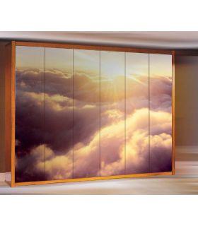 Comprar online Murales de Armarios y Puertas : Modelo NUVOLE