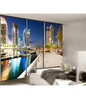 Comprar online Murales de Armarios y Puertas : Modelo DUBAI