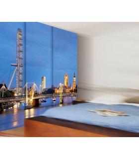 Comprar online Murales de Armarios y Puertas : Modelo LONDRES