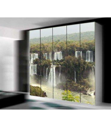 Murales de Armarios y Puertas : Modelo IGUAZU