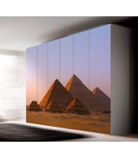 Comprar online Murales de Armarios y Puertas : Modelo EGIPTO