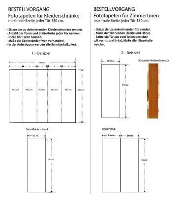 Murales de Armarios y Puertas : Modelo RASCACIELOS