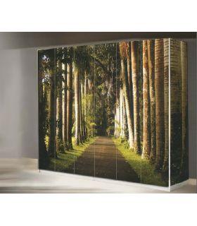 Comprar online Murales de Armarios y Puertas : Modelo WAY PALMS