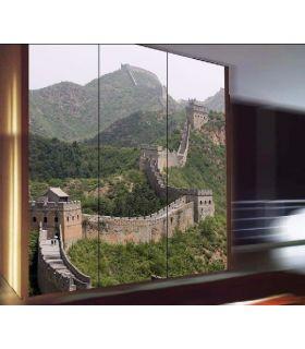 Comprar online Murales de Armarios y Puertas : Modelo MURALLA CHINA