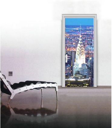 Murales de Puertas : Modelo NY CHRYSLER