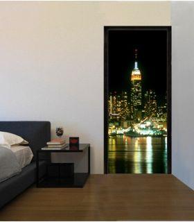 Comprar online Murales de Puertas : Modelo BAHIA NY