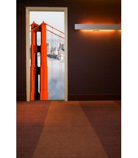 Comprar online Murales de Puertas : Modelo GOLDEN GATE