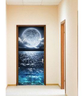 Comprar online Murales de Puertas : Modelo MOON