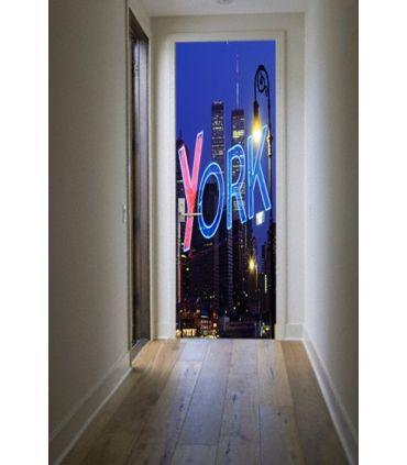 Murales de Puertas : Modelo NEW YORK