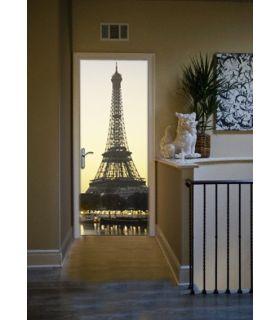 Comprar online Murales de Puertas : Modelo TORRE EIFFEL