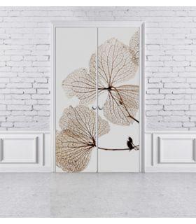 Comprar online Murales para Puertas : Colección HOJAS DE OTOÑO
