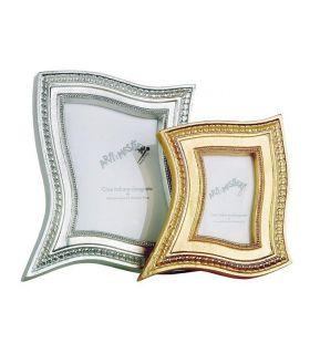 Comprar online Porta fotos Originales : Modelo BAROCCO pan de plata