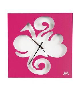 Comprar online Reloj modelo BOX fucsia.