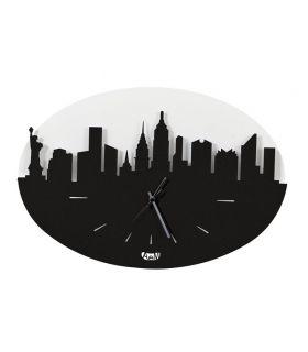 Comprar online Relojes de Diseño en Metal NEW YORK.