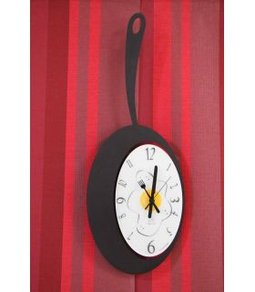 Relojes de Cocina OMELETTE negro