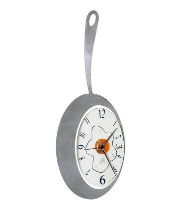 Relojes de Cocina : Mod. OMELETTE aluminio