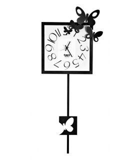 Reloj modelo BUTTERFLY negro
