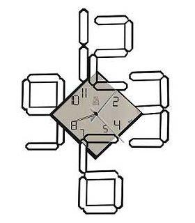 Reloj modelo DIGITAL.